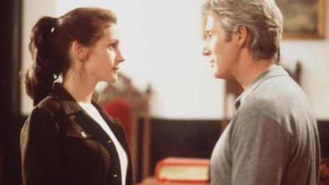 Julia Roberts (As Maggie Carpenter Aka The Runaway Bride And Richard Gere (As Journali