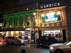 Garrick Theatre - Young Frankenstein