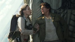 "Jenny Halsey (ANNABELLE WALLIS) and Nick Morton (TOM CRUISE) in a spectacular, all-new cinematic version of the legend that has fascinated cultures all over the world since the dawn of civilization: ""The Mummy."" From the sweeping sands of the Middle East through hidden labyrinths under modern-day London, ""The Mummy"" brings a surprising intensity and balance of wonder and thrills in an imaginative new take that ushers in a new world of gods and monsters."