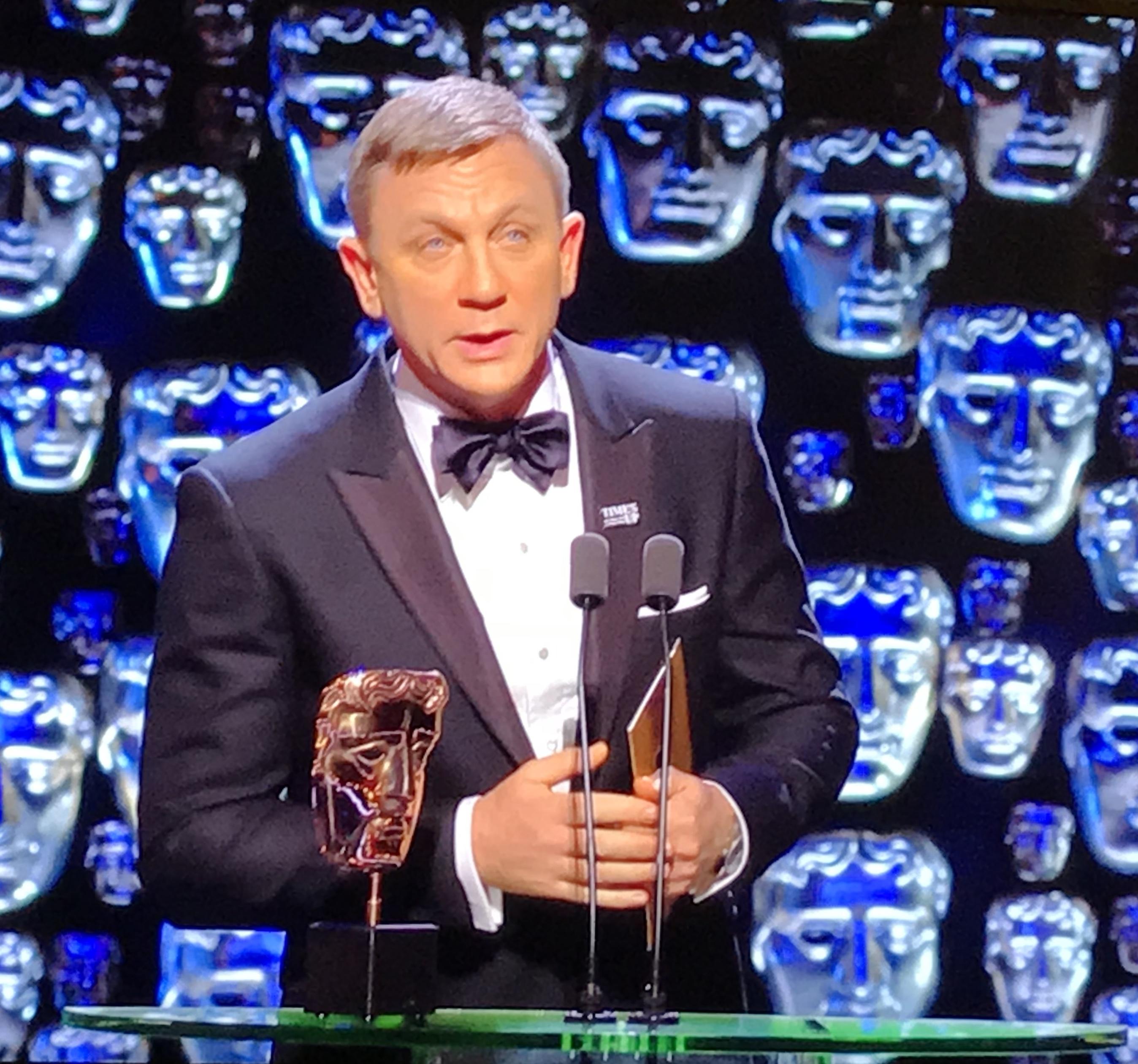 BAFTA 2018 – Daniel ...