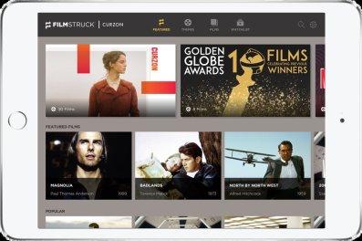 Filmstruck Homepage__tablet