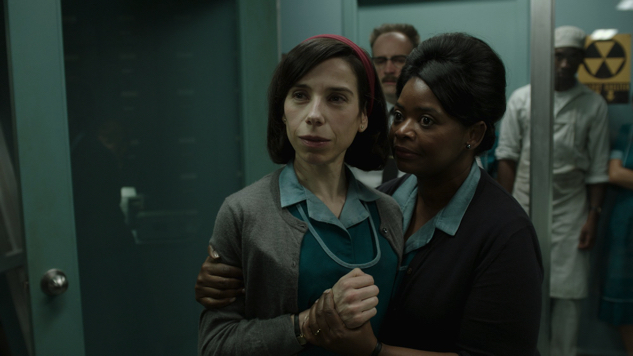 Shape of Water Oscars via Fox Searchlight Header