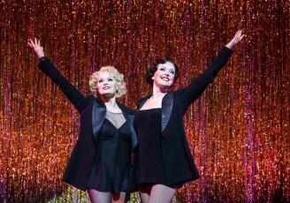 A scene from Chicago The Musical @ Phoenix Theatre, London. (Taken 29-03-18) ©Tristram Kenton 03-18 (3 Raveley Street, LONDON NW5 2HX TEL 0207 267 5550 Mob 07973 617 355)email: tristram@tristramkenton.com