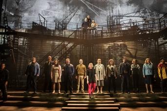 The Full Cast of The Last Ship (c) Pamela Raith