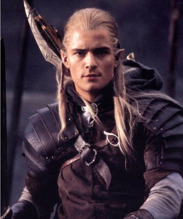THE LORD OF THE RING THE TWO TOWERS US/NZ2002 ORLANDO BLOOM AS LEGOLAS Date 2002, Photo by: Mary Evans/Ronald Grant/Everett Collection(10324875)