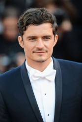 CANNES, FRANCE - MAY 26: Actor Orlando Bloom attends the 'Zulu' Premiere and Closing Ceremony during the 66th Annual Cannes Film Festival at the Palais des Festivals on May 26, 2013 in Cannes, France. (Photo by Ian Gavan/Getty Images)