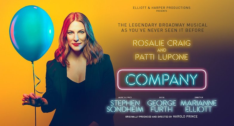 Company (West End) Review – Let's Go To The Movies