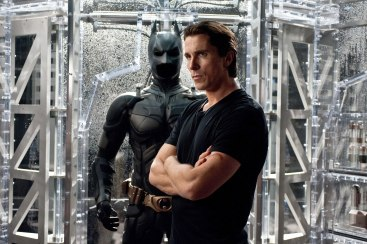 THE DARK KNIGHT RISES (2012) Christian Bale
