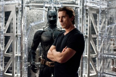 THE DARK KNIGHT RISES (2012) Christian Bale