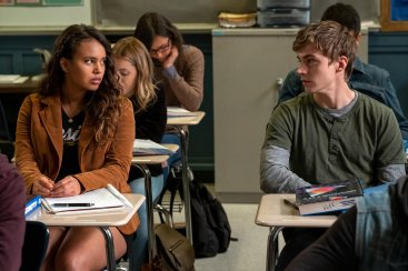 13 REASONS WHY SEASON Season 3 EPISODE 3 PHOTO CREDIT David Moir/Netflix PICTURED Alisha Boe, Miles Heizer