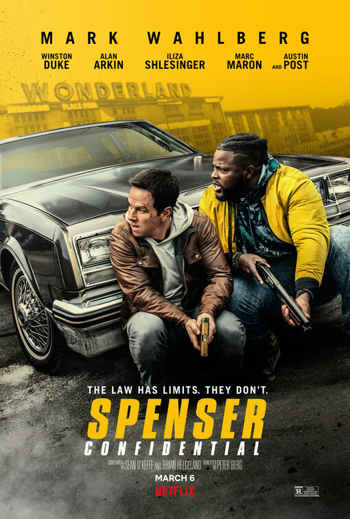 Spenser Confidential (2020) Review