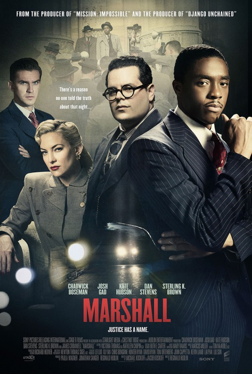 Marshall (2017) Review