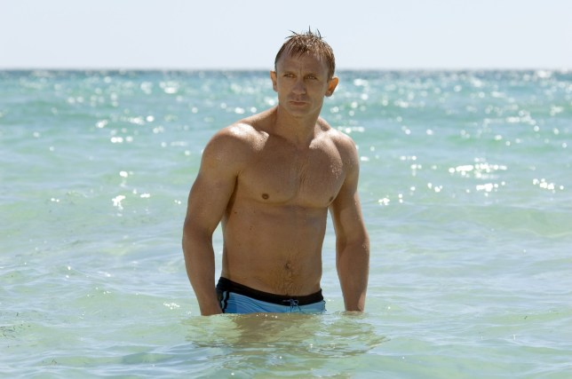 Happy 52nd Birthday Daniel Craig!