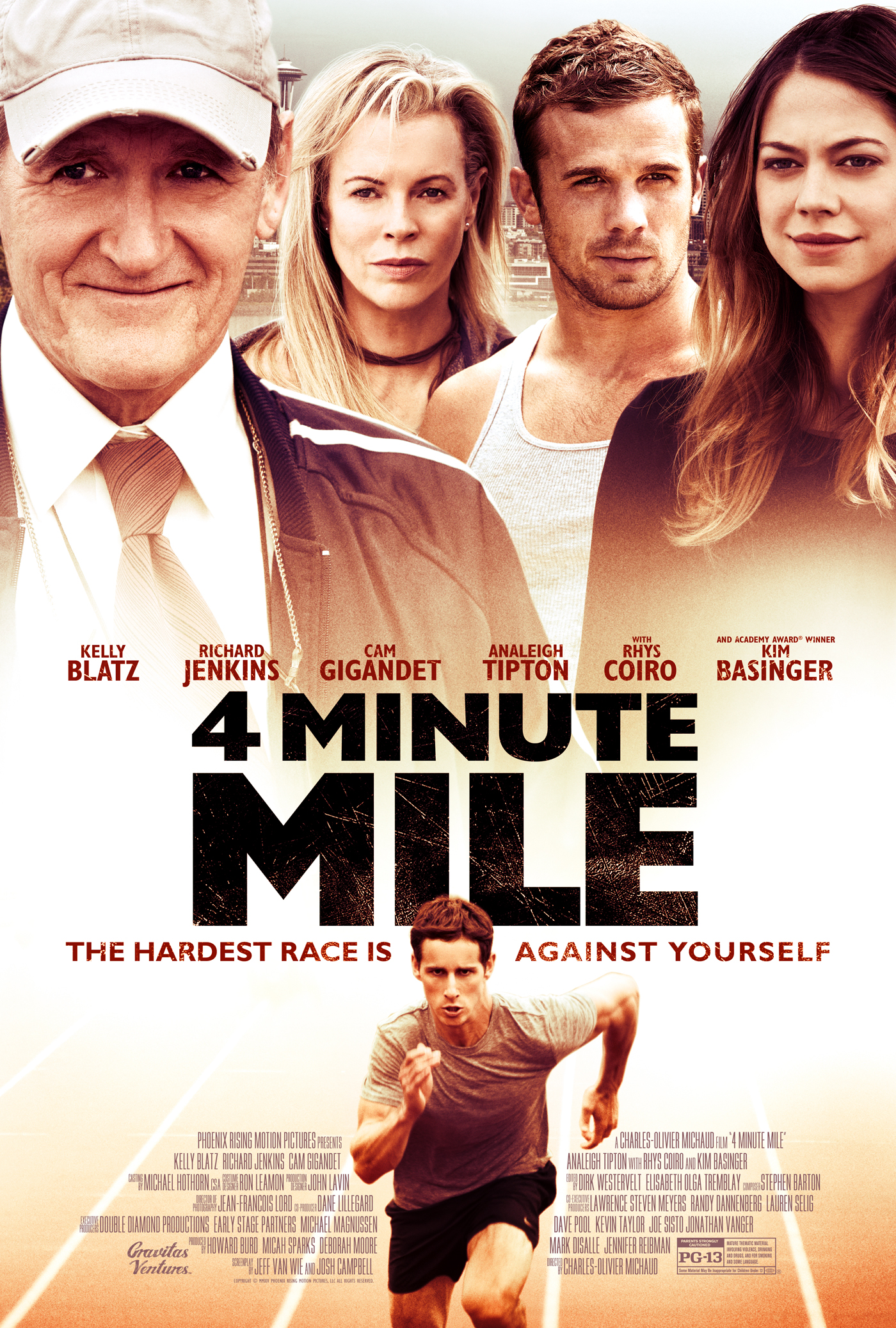 4 Minute Mile (2014) Review