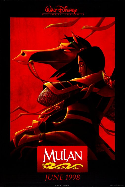 Mulan (1998) Review