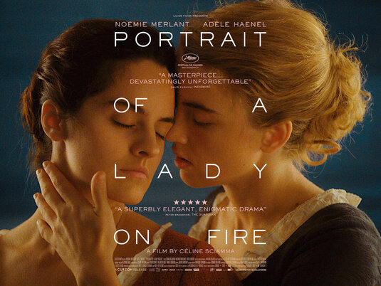 Portrait of a Lady on Fire (2019) Review