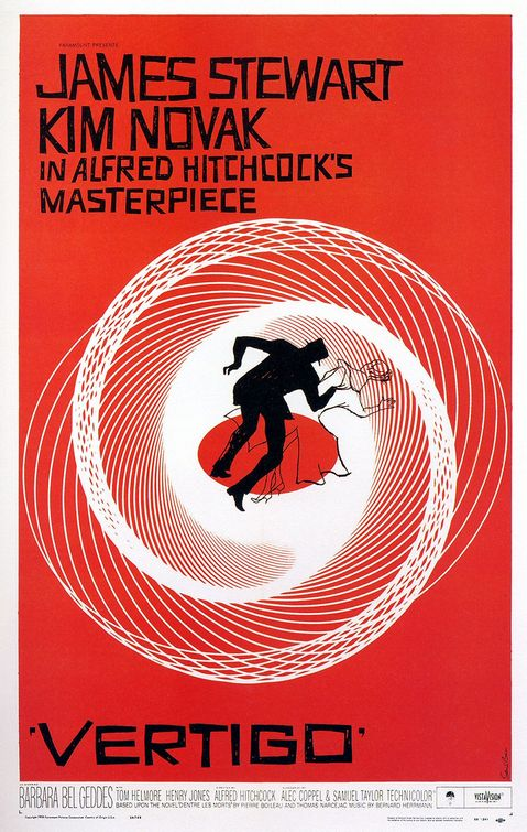 Vertigo (1958) Review