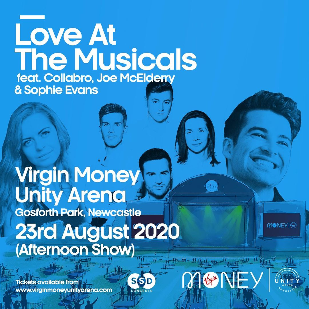 Love at the Musicals (Newcastle) Review