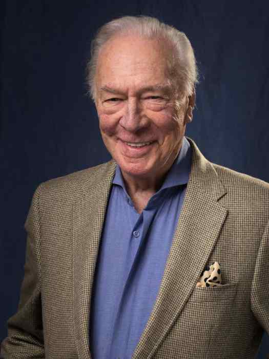 RIP Christopher Plummer - Let's Go To The Movies