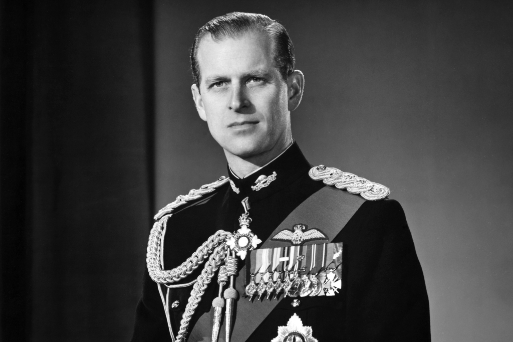 RIP Prince Phillip - Let's Go To The Movies