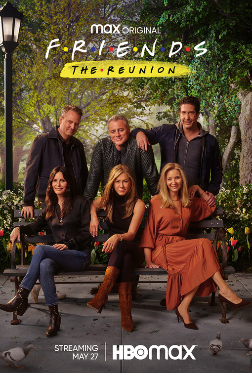 Friends: The Reunion (2021) TV Special – Review