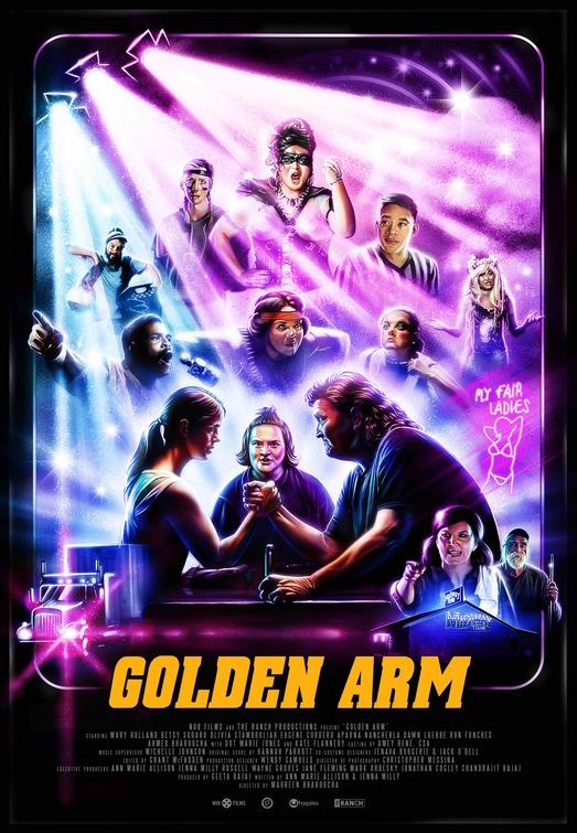 Golden Arm (2020) Review